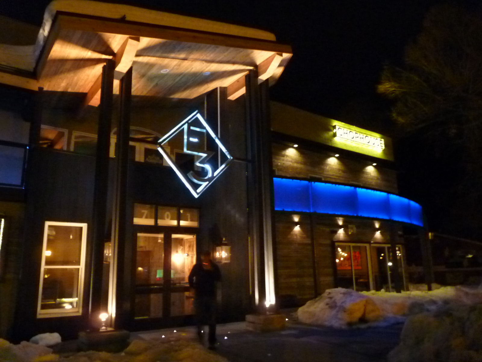 E3 Chophouse Steamboat Farm To Table Steaks Relaxed Vibe