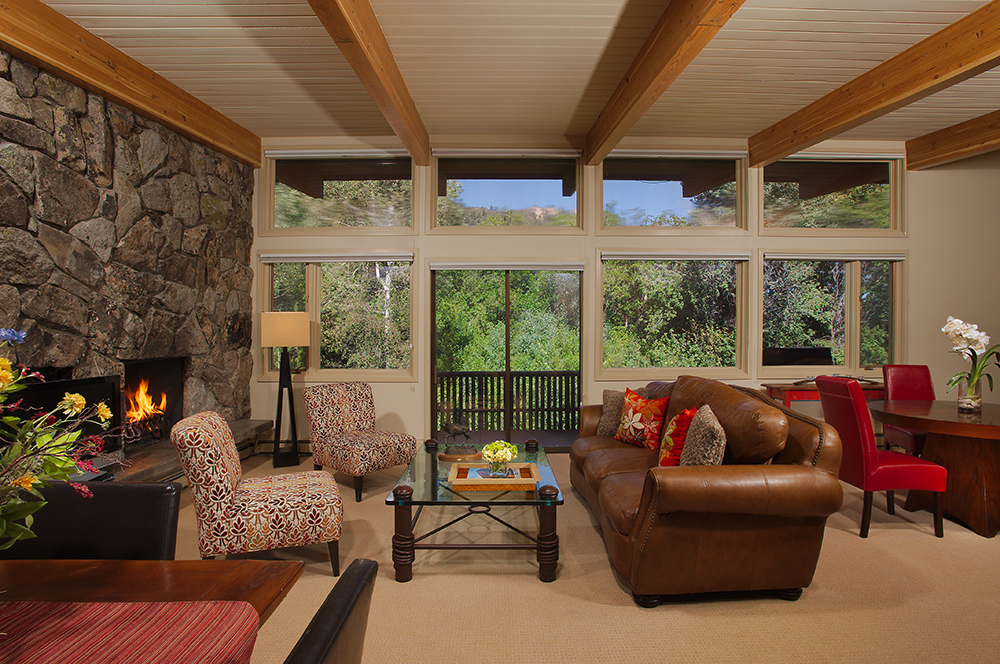 aspen alps living room
