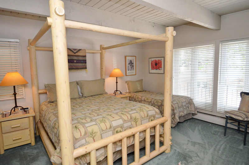 glory hole condominiums master bed