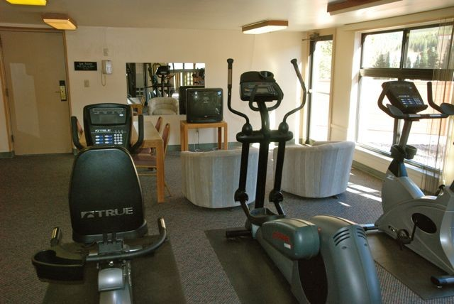 Westlake lodge fitness room