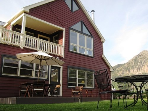 the ruby of crested butte exterior