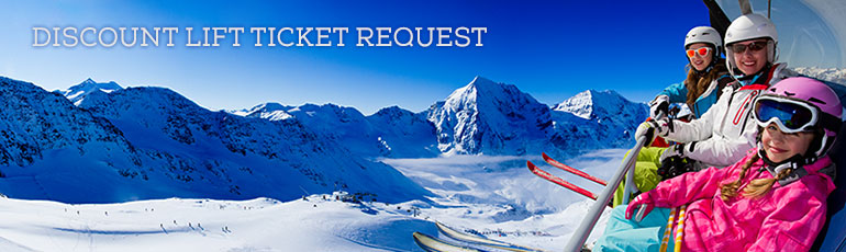 Discount colorado lift tickets coupons