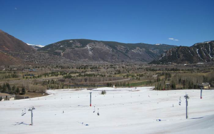 buttermilk beginner ski trails