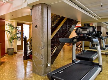 oxford hotel fitness center