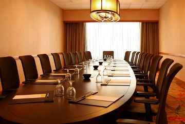 sheraton business meeting room