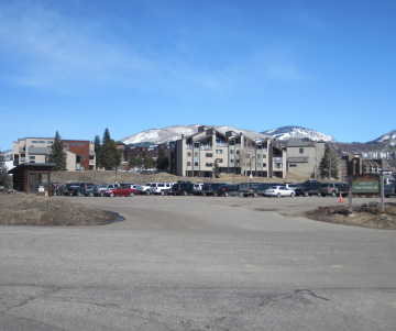 steamboat springs parking