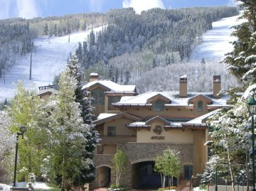 antlers vail exterior photo