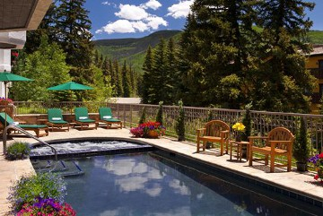 vail hotel swimming pool