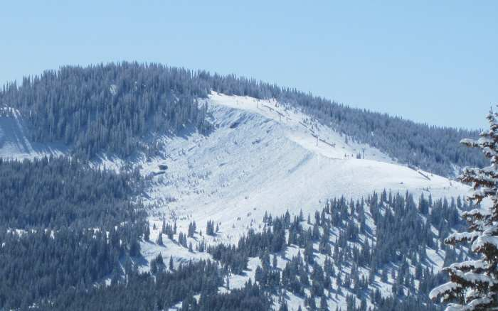 vail cornice lovers leap
