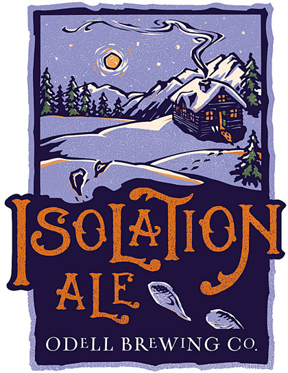 Odells Isolation Ale