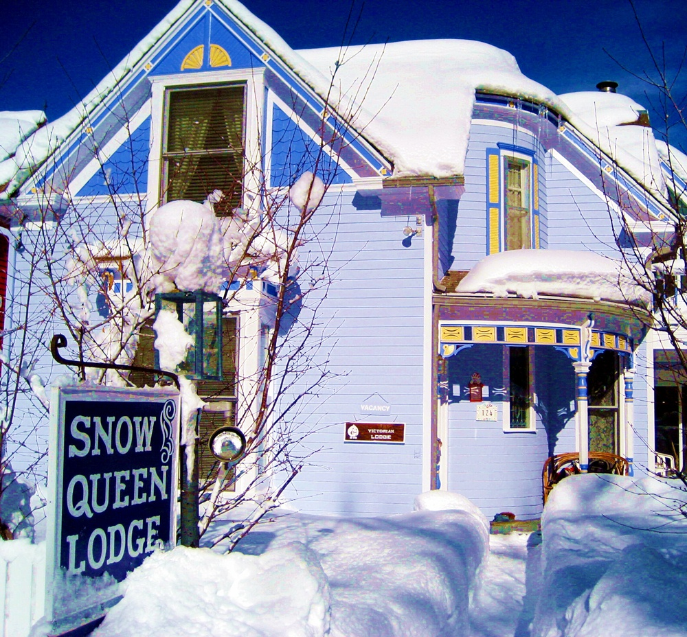 snow queen lodge - historic charm in the heart of aspen