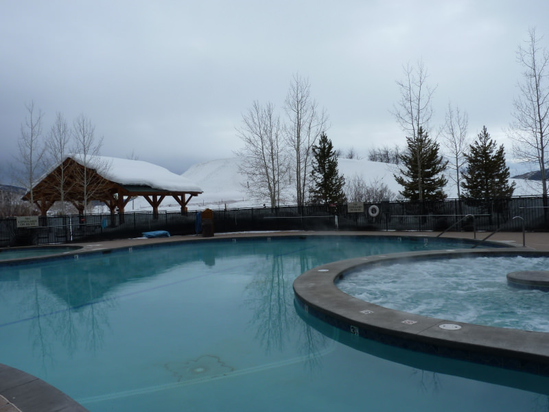 Steamboat Grand Hot Tub