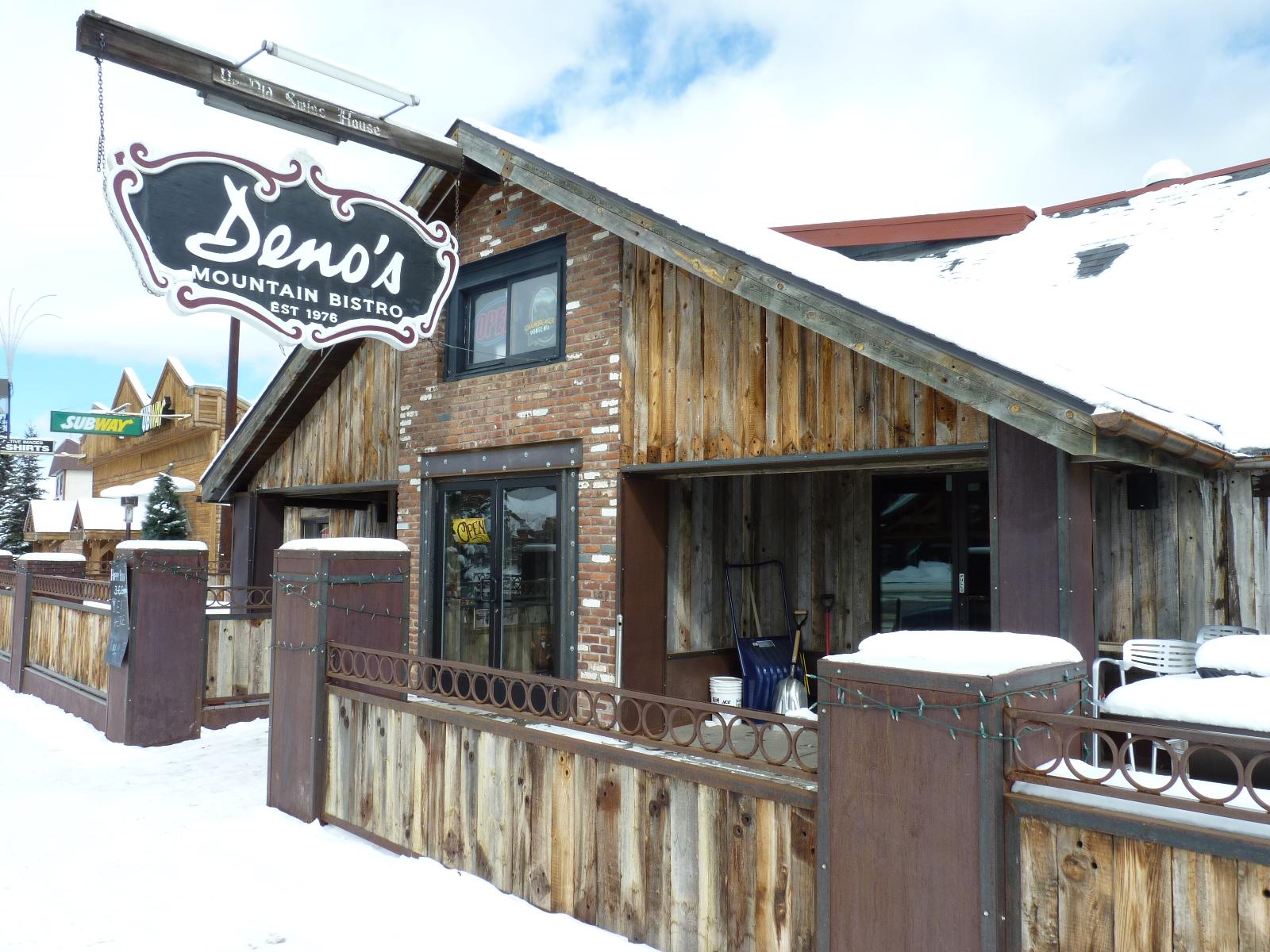 The Winter Park Restaurant Scene