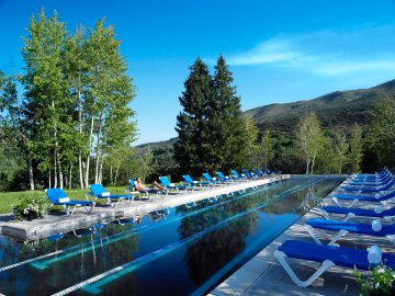 aspen meadows hotel pool