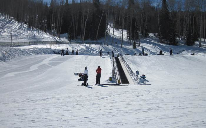 beaver creek beginner ski trails