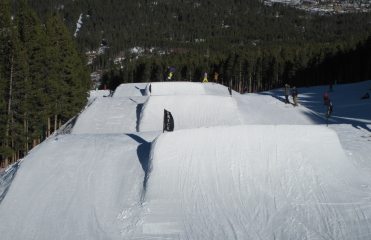 breckenridge terrain park slide box