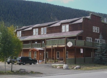 inn at crested butte exterior