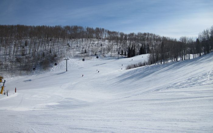 snowmass beginner ski trails