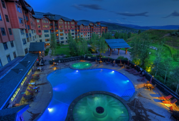 steamboat grand swimming pool