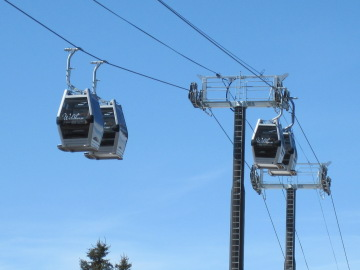 steamboat private mountain gondola