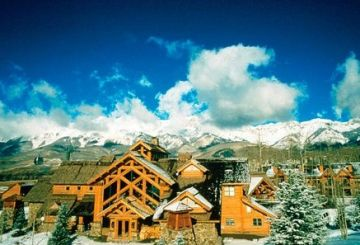 mountain lodge vacation rentals