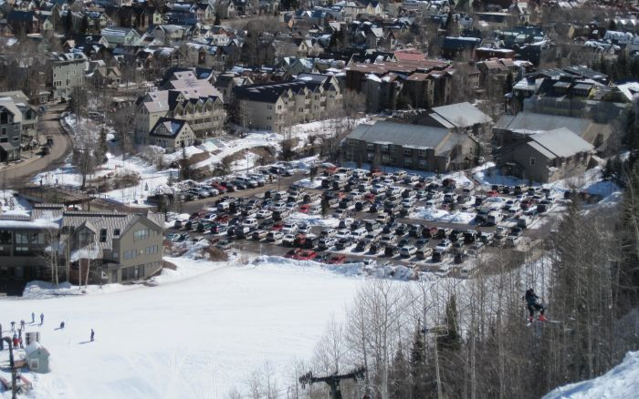 town of telluride parking