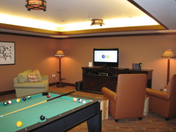 four seasons vail game room