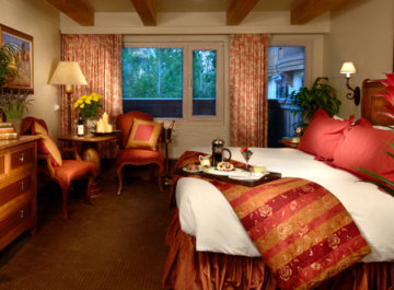 lodge at vail guest room