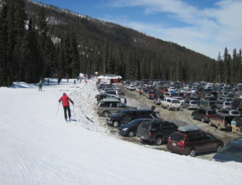 winter park parking